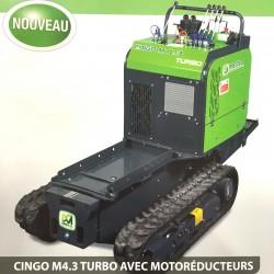Transporteur Cingo M4.3 Turbo