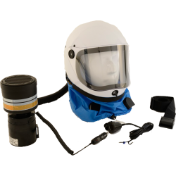 Respirateurs avec casques KASCO