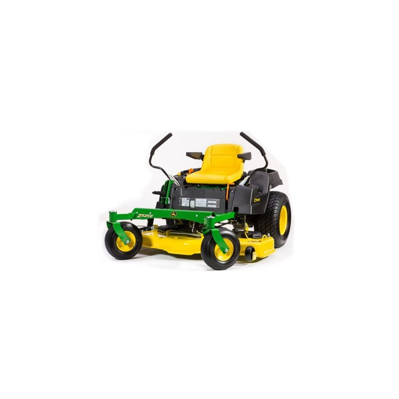 tondeuse rayon de braquage z ro z525e john deere. Black Bedroom Furniture Sets. Home Design Ideas