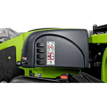 Tondeuse frontale diesel FD 1309 GRILLO