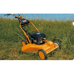 Tondeuse professionnelle 4 roues motrices AS 53 2T 4WD RB AS MOTOR