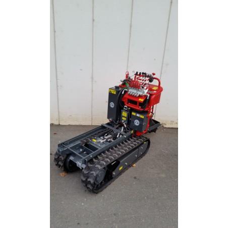 Transporteur à chenilles TP500 24CV CAMISA