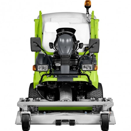 Tondeuse autoportée diesel à coupe frontale FD 2200 TS 4WD GRILLO