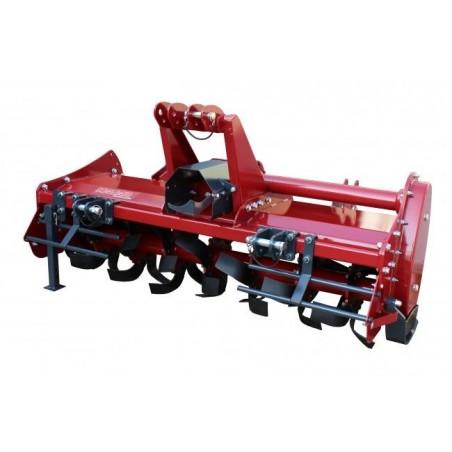 Roto-cultivateur professionnel lg 150 cm
