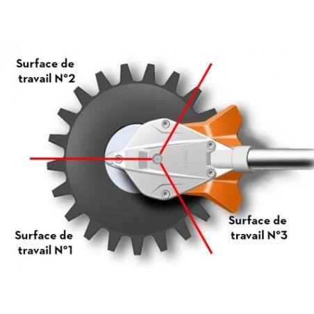 PACK KMA 130R + tête RG-KM Réciprocator
